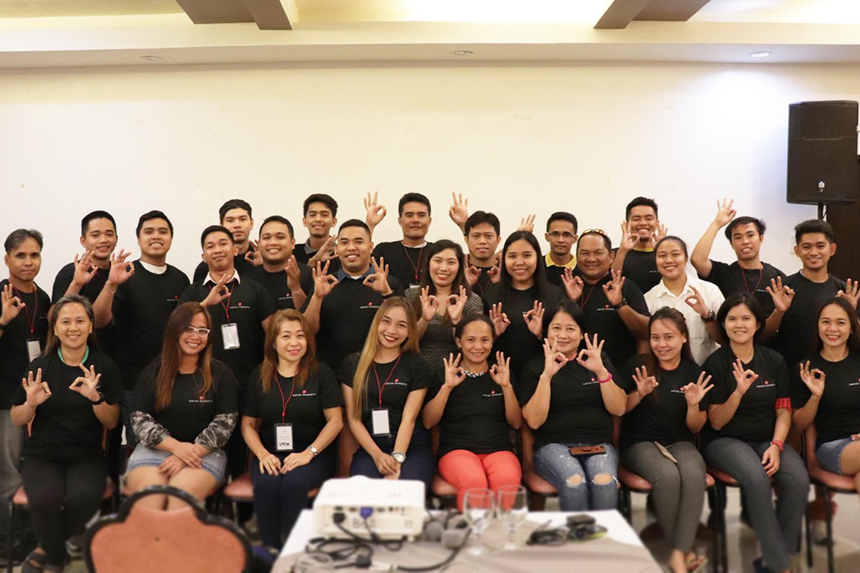 Philippines Seminar 28-09
