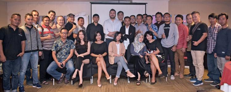 Swiss Markets' Partners gathering in Semarang, Indonesia
