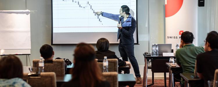 Swiss Markets Trading Strategies Seminar in Bangkok, Thailand